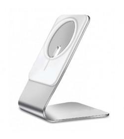 Soporte stand - Mesa con adptador para magsafe especifico iphone 12 series