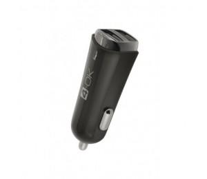 Cargador de coche 2 USB 3.4A