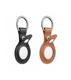 Llavero Bolso - Pack 2- Fundas para ecopioel con colgante - Color Negro y Negro