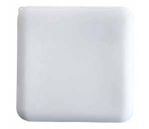 Funda para Mascarilla - Color Blanco - Con cordon para colgar