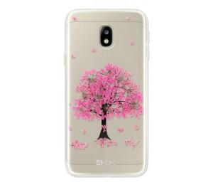 Flower Cover - Samsung Galaxy J3 (2017)