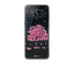 Flower Cover - Samsung Galaxy S8