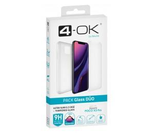 Glass DÚO - Xiaomi Poco X3 Pro