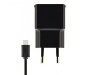 Cargador de casa 2 USB 2A + Cable USB-C
