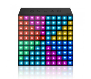 AuraBox - Pantalla LED + Altavoz Bluetooth