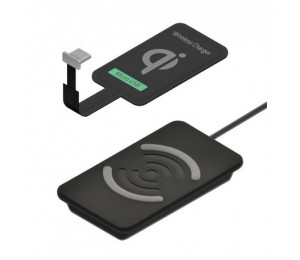 Pack Qi - Base + receptor Micro USB