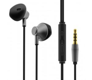 Premium Earbuds - Jack TRS 3.5 mm + Micrófono