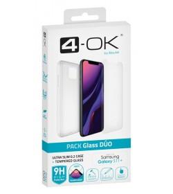 Glass DÚO - Galaxy S20 Ultra