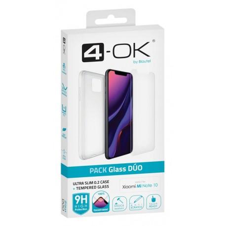 Glass DÚO - Xiaomi Mi Note 10