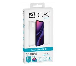 Glass DÚO - Huawei P Smart PRo