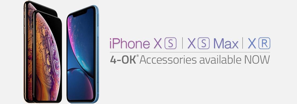iPhone XS | XS Max | XR