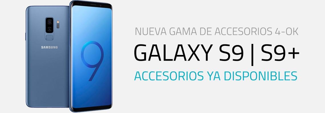 Accesorios S9 & S9+